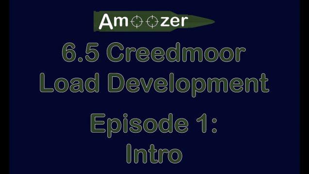 Welcome to 6.5 Creedmoor 12