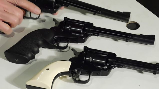 Which Ruger Single Action For John P?? 40