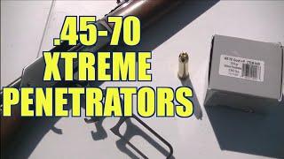 .45-70 UnderWood Xtreme Penatrators Review