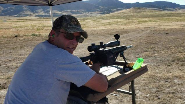 Bear Creek Arsenal 6.5 Grendel Range Day