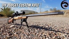 💵 DIY Budget 💵 F-Class / ELR Custom Rifle – Mossberg 100ATR .308 Win – Sub $700
