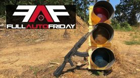 Full Auto Friday! AK-47 vs Traffic Light! 🚦