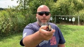 Shooting Everglades bullets in my Beretta 92FS