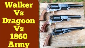 The Most Powerful Black Powder Revolver, The 1847 Walker