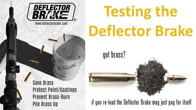 Deflector Brake