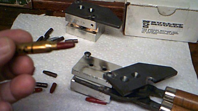 CAST BULLET MOLD MOD – 75 grain 223