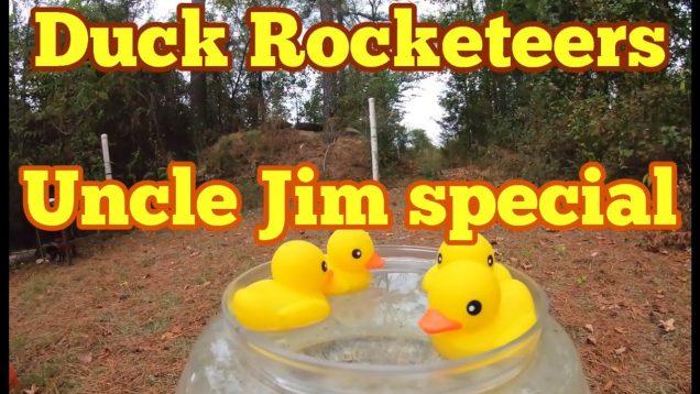 Duck rocketeers Halloween special