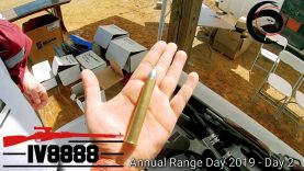 IV8888 Annual Range Day 2019 | Day TWO