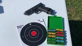 Ladder test Accura 9mm bullets, Titegroup & Starline Brass