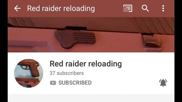 Mail-call to the Dirty South from Red Raider Reloading