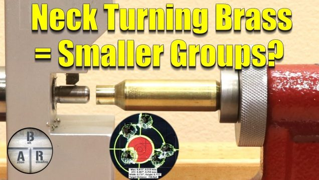 Neck Turning – Are smaller groups possible?