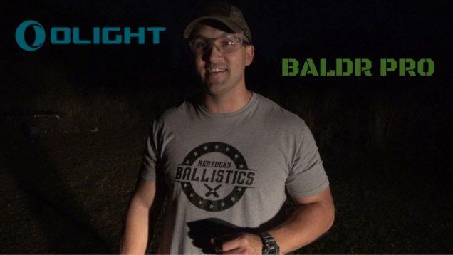 Olight Baldr Pro