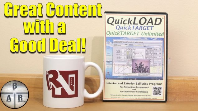 Reloading Content and a Quickload discount