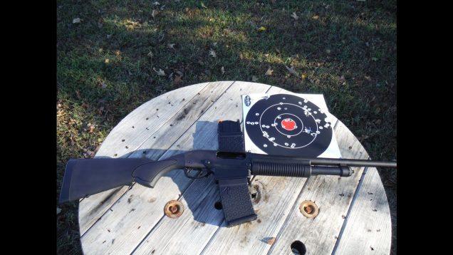 Remington 870 DM  – Magazine Fed 12 Gauge