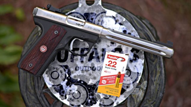 Ruger MK III Hunter – A MAN'S GOT TO KNOW HIS LIMITATIONS IV