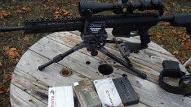 6.5  Creedmoor AR10 Build – Testing Ammo and Accuracy