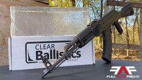 Full Auto Friday! AK-47 vs Ballistic Gel 🔥