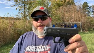 How often do you shoot & clean your carry gun?