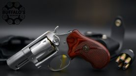 My Ruger SP101 ~ Grips, Holster, Trigger and Why .38 special?