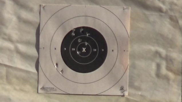 Range time with the Lee 140 gr, and why Bullseye is a warm climate sport.