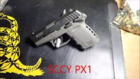 SCCY PX1 Failure