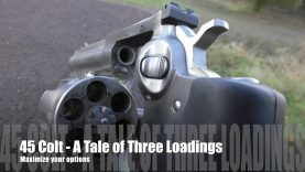 45 Colt – Loading for Accuracy