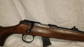 CZ 457 SCOUT .22 LR REVIEW and BIG NEWS!