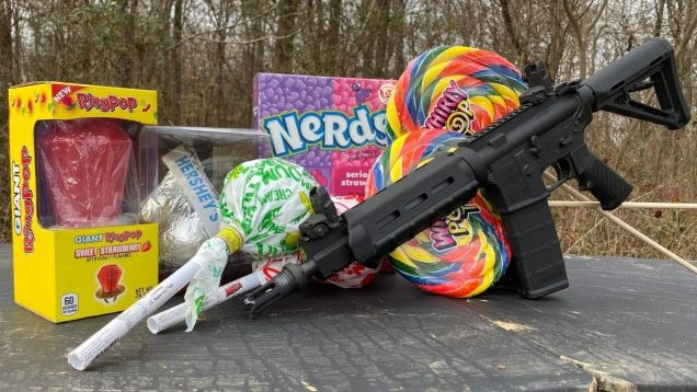 Full Auto Friday! GIANT CANDY! 🍭🍬