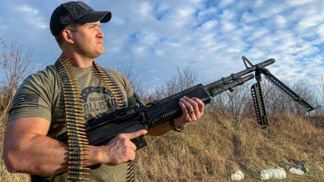 Full Auto Friday! (M60, M249 SAW, Glock 18, Tommy Gun & More!)
