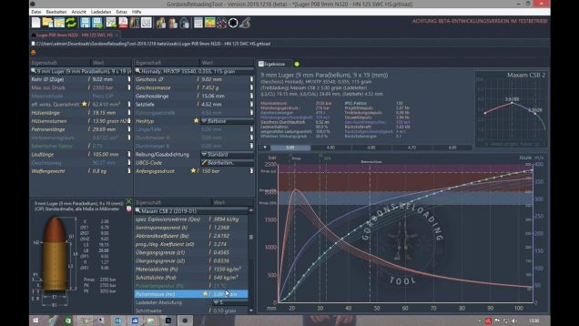 GRTools – Reloading simulation software for free