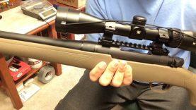 Mossberg 450 Bushmaster 😁