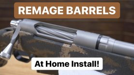 Remage Prefit Options Preferred Barrels. Remington Match Barrel Replacement