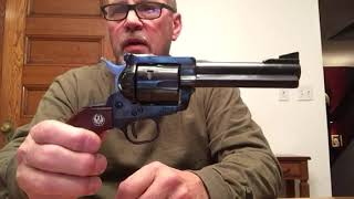 Ruger old model Blackhawks