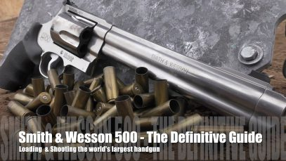 Smith & Wesson 500 – The Definitive Guide to Shooting Cheaply