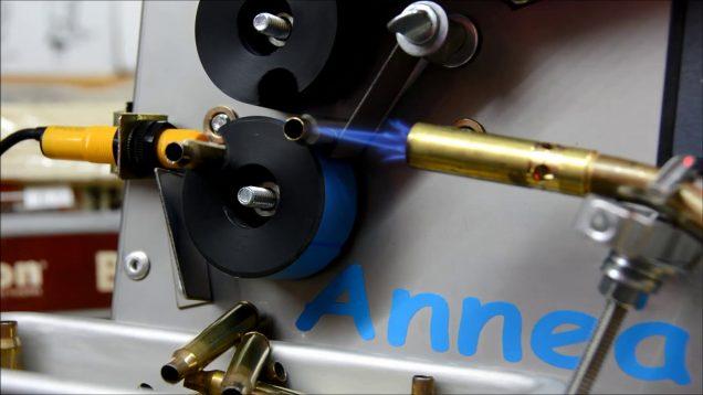 Annealeez 2.0 Counter mod – Pt 3  LC brass