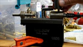 Annealeez 2.0 – Pt 6   L E  Wilson Case Trimmer