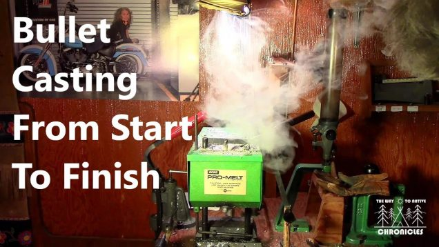 Casting From Start to Finish