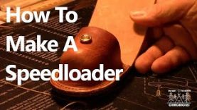 How To Make A Speed Loader Pouch