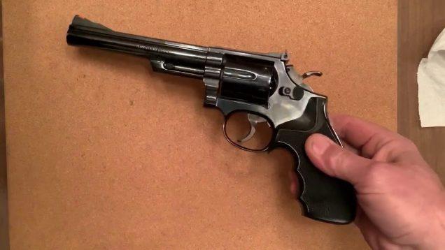 S&W Model 19-4