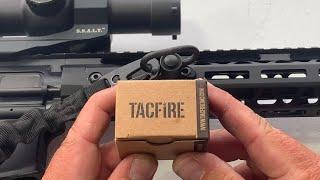 Tacfire QD Mount (install)