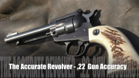 The Accurate Revolver – .22 Ruger Revolver Work