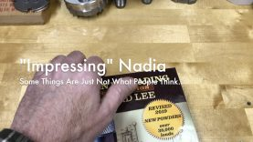 WCChapin | Impressing Nadia – Some Things Are Just Not What People Think…