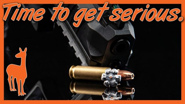 5.7×28 ammo actually designed for defense? Speer Gold Dot 5.7