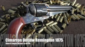 Cimarron Outlaw – Remington 1875 44-40