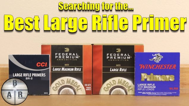 Large Rifle Primer – Evaluating primer performance with Reloder 16 in 6.5 Creedmoor