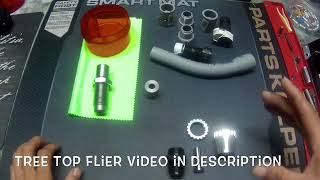 Lee New Sizer Die adapter DIY (to use Red catch cans you already own)