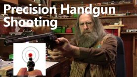 Precision Handgun Shooting – Yes It's Possible!