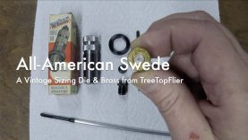 WCChapin | All-American Swede – A Vintage Sizing Die & Brass from TreeTopFlier