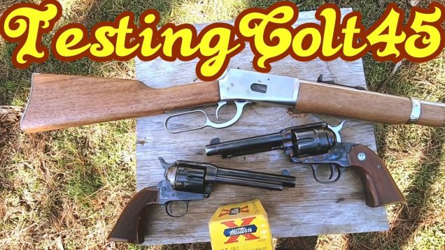 45 Colt hollow point bullets