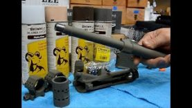 6.5 Grendel Pt4  – Base Coating